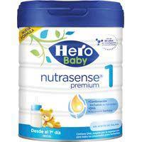 Llet en polsNutrasensePremium1 HEROBaby, llauna 800 g