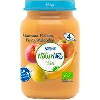 Potito de frutas variadas bio NESTLÉ, tarro 190 g