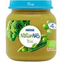 Potet de pèsol-bròquil bio NESTLÉ, pot 125 g