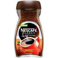 Cafe soluble natural NESCAFE 300g