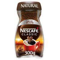 Café soluble natural NESCAFÉ, frasco 300 g