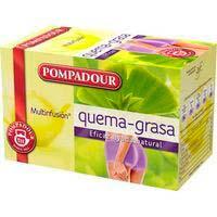 Infusio cremagreix POMPADOUR 25U