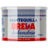 Mantega holandesa sense sal BREDA, llauna 400 g
