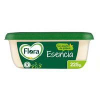 Margarina vegetal esencia FLORA 225g