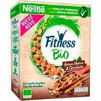 Cereal Fitness bio de avena-chocolate NESTLÉ, caja 300 g
