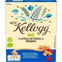 Cereal Bio integral originalWKKELLOGG`S, caixa 300 g
