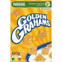 Cereales Golden Grahams NESTLÉ, caja 420 g