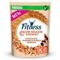 Cereals amb granola-quinoa-xoco NESTLÉ Fitness, bossa 300 g