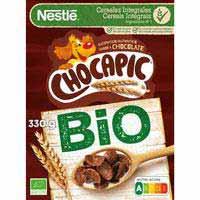 Cereals bio NESTLÉChocapic, caixa 330 g