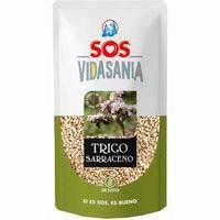 Trigo sarraceno SOS VIDASANIA, paquete 250 g