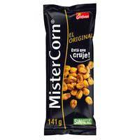 Maiz sabor original MISTERCORN, bolsa 141g