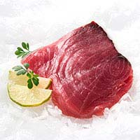 Llom de tonyina fresca al buit skin, safata 200 g