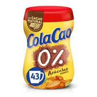 Cacao soluble 0% COLA CAO, 325 g