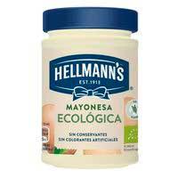 Maionesa ecològicaHELLMANN'S, flascó 285 ml