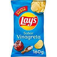 Patatas a la vinagreta LAY`S, bolsa 160 g