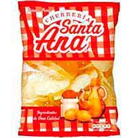 Patatas fritas de churrería SANTA ANA, bolsa 150 g