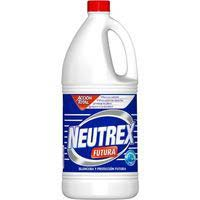 Lejía lavadora futura azul NEUTREX, garrafa 1,8 litros