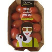 Tomate cherry pera SARITA, bandeja 250 g