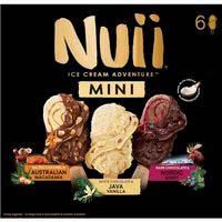 Gelat mini bombo caramel/xocolata/vainilla NUII 253g