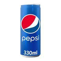 Refresc de cola PEPSI, llauna 33cl