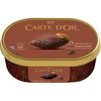 Gelat terrina de xocolata CARTE D OR 496g