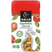 Hélices con vegetales GALLO, paquete 450 g