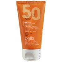BB cream amb color SPF50 BELLE & SUN, tub 50 ml