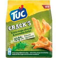 Galeta cracks a les fines herbes TUC 100g