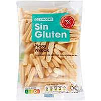 Pics sense gluten EROSKI, bossa 100 g