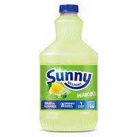 Refresco saborwaikikiSUNNYDELIGHT, ampolla 1,25 litres