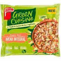 Veggie bowl de civada GREEN CUISINE 500g