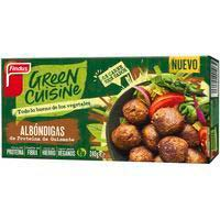 Mandonguilles 0% carn GREEN CUISINE 240g