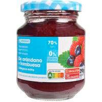 Melmelada de nabius-gerd diet EROSKI, flascó 290 g