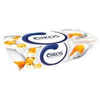 Yogur cremoso de mango y maracuyá OIKOS, 2x110 g