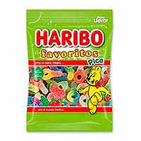 Favorits pica HARIBO, bossa 90 g