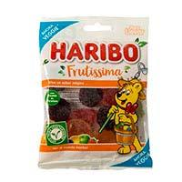Gominolas frutissima HARIBO, bolsa 100 g