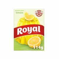Gelatina de llimona ROYAL, caixa 112 g