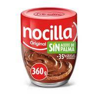 Crema de cacau 1 sabor NOCILLA 360g