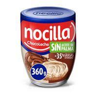 Crema de cacau 2 sabors NOCILLA 360g