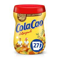 Cacao soluble original COLA CAO, bote 383 g