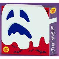 Caja máscara halloween CHUPA CHUPS, 102 g