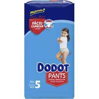 Bolquer pants blau jumbo T.5 DODOT, 60 u
