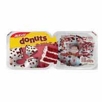 Donuts Red Velvet DONUTS, 2 uds., paquete 140 g