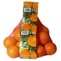 Naranja, malla 3 kg