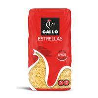 Estrellas GALLO, paquete 450 g