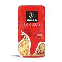 Pasta de bicicletas GALLO, paquete 450 g