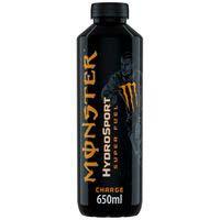 Bebida energética zero MONSTER HYDROSPORT Charge, 65 cl