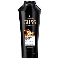 Champú Ultimate Repair GLISS, bote 370 ml