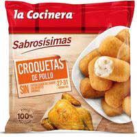Croquetes de pollastre LA COCINERA, borsa 500 g
