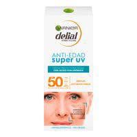 Crema facial anti edat FP50 DELIAL, tub 50 ml